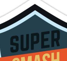 Super Smash Academy Varsity logo Sticker