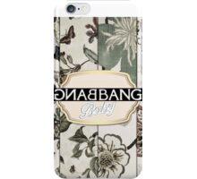 Eva De Costes-BangBangBaby iPhone Case/Skin