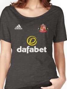 Sunderland A.F.C Women's Relaxed Fit T-Shirt