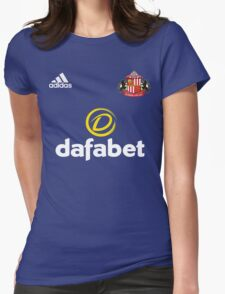 Sunderland A.F.C Womens Fitted T-Shirt