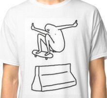 skater boy (skateboard) Classic T-Shirt