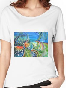Dance of the Birds Women's Relaxed Fit T-Shirt