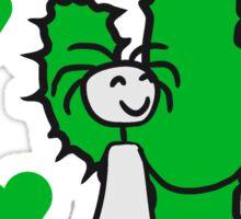 hug hug hugs cactus hugz girls, women, sweet, cute infant love comic cartoon face Sticker