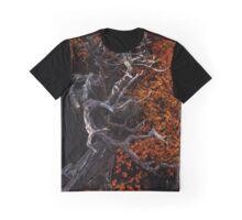Gnarled Fagus Graphic T-Shirt