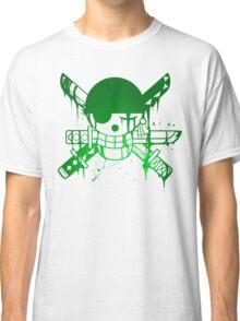 Roronoa Zoro - post timeskip Classic T-Shirt