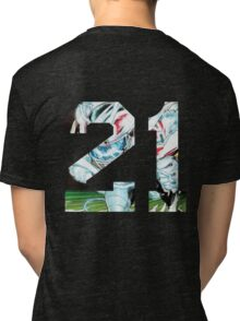 EYESHIELD 21 Tri-blend T-Shirt