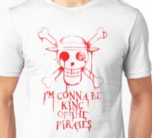 King of the Pirates! Unisex T-Shirt