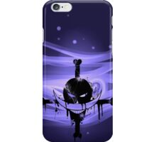 Whitebeard Pirates - black iPhone Case/Skin