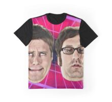 tim and eric show great job design Graphic T-Shirt
