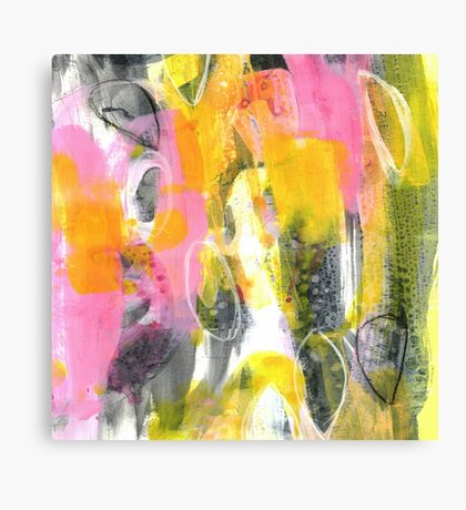 Abstract #10 Canvas Print