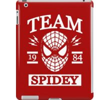 Team Spidey iPad Case/Skin
