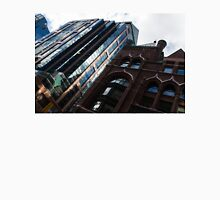 Yonge Street - Downtown Toronto Architecture Right Unisex T-Shirt