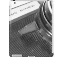 Cosmic Symbol Close Up iPad Case/Skin