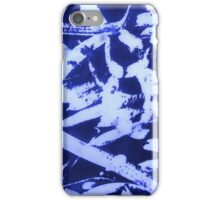 """Multi Layered Abstract """"Beyond Blue"""" iPhone Case/Skin"""