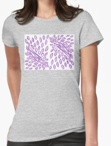 Passionately Purple - Lovely  Leaves T-Shirt