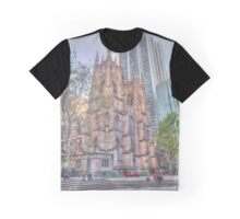 St Andrews Cathedral .. Australia's Oldest Graphic T-Shirt