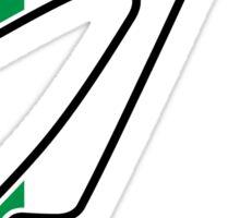Misano World Circuit Marco Simoncelli Sticker
