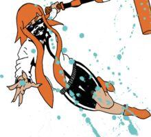 Inkling reaper Sticker