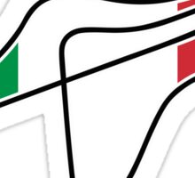 Fiorano Circuit Sticker