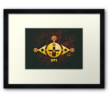I'm a DPS! Framed Print