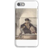 Dupre Louis, Voyage a Athenes et a Constantinople iPhone Case/Skin