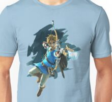 Link - Zelda Wii U / NX Breath of the Wild Unisex T-Shirt