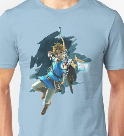 Link - Zelda Wii U / Switch Breath of the Wild Unisex T-Shirt