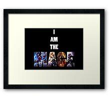League Of Legends Mage Framed Print