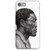 Hard Time In The Pen iPhone Case/Skin