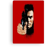 Clint Eastwood - Tightrope Canvas Print