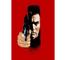 Clint Eastwood - Tightrope Photographic Print