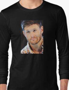 Jensen Ackles Long Sleeve T-Shirt