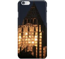 Solar reflections iPhone Case/Skin