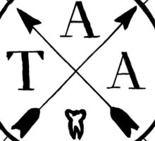 The Amity Affliction Sticker
