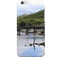 Edge of Lake Pedder - (Tasmania) 2013 iPhone Case/Skin