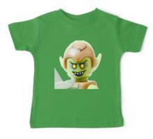 The Lego Goblin minifigure Baby Tee