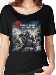 GEARS OF WAR 4 [4K]  Women's Relaxed Fit T-Shirt