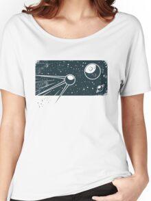 Sputnik Women's Relaxed Fit T-Shirt