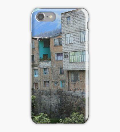 Brick Buildings iPhone Case/Skin