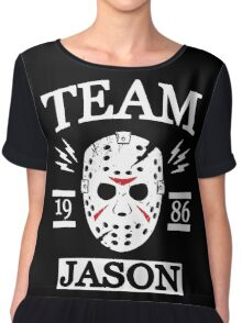 Team Jason Chiffon Top