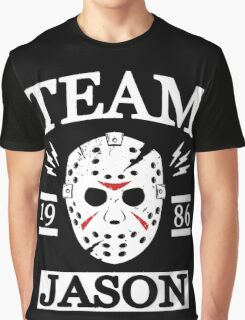 Team Jason Graphic T-Shirt