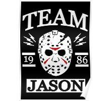 Team Jason Poster