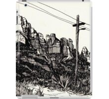 Desert Landscape 01 iPad Case/Skin