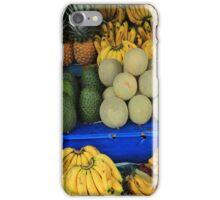 Exotic Fruit Market iPhone Case/Skin