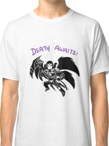Smite - Death Awaits (Chibi) Classic T-Shirt