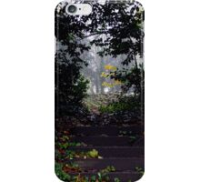 Steps To Exploration iPhone Case/Skin