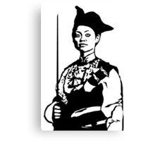 Ching Shih Canvas Print