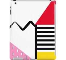 Memphis - Vincent Järvine iPad Case/Skin