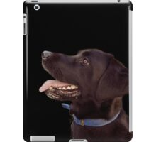 Benny, The Black Lab iPad Case/Skin