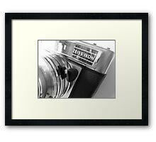 Carl Zeiss Ikon Framed Print